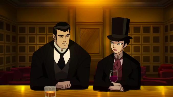 Batman : Gotham By Gaslight, le film animé de 2018