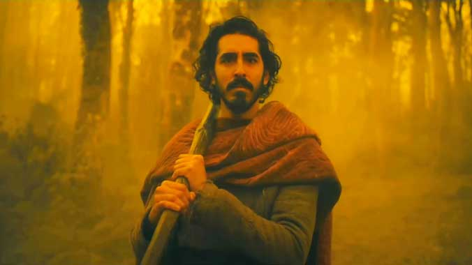 The Green Knight, le film de 2021