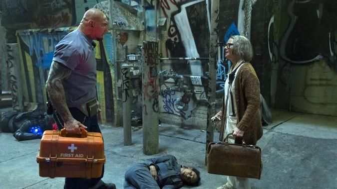 Hotel Artemis, le film de 2018