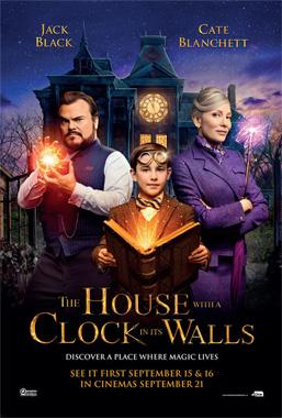 La Prophétie de l'horloge, le film de 2018