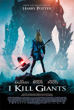 Chasseuse de Géants / I Kill Giants, le film de 2018