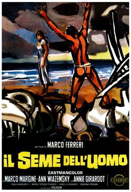 La semence de l'homme, le film de 1969