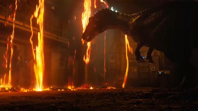Jurassic World: Fallen Kingdom, le film de 2018