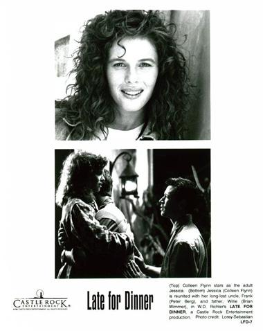 Passeport pour le futur, le film de 1991