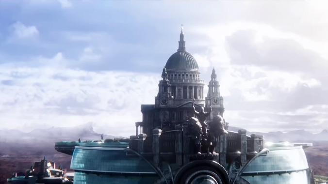 Mortal Engines, le film de 2018