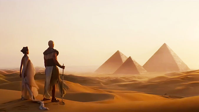 The Mummy, le film de 2017