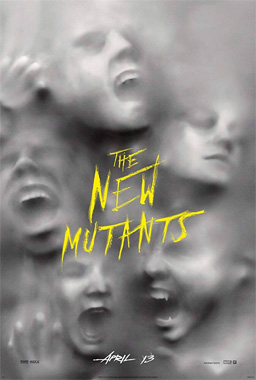 The New Mutants, le film de 2018