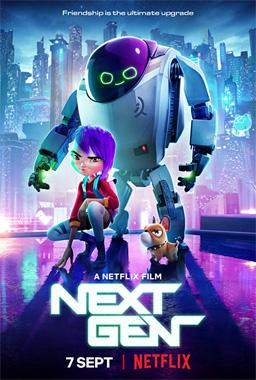 Next Gen - Nouvelle Génération, le film animé de 2018
