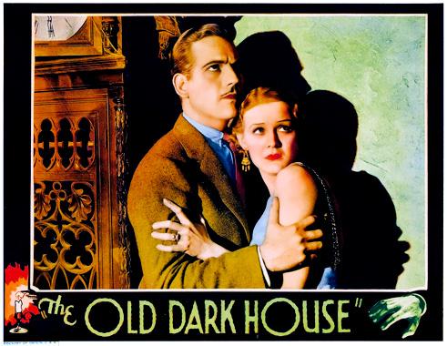 Une soirée étrange / The Old Dark House, le film de 1932