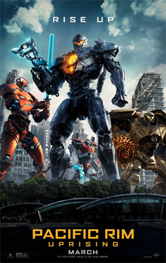 Pacific Rim Uprising, le film de 2018