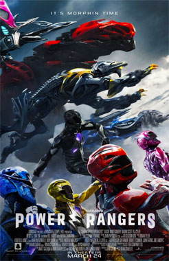 Power Rangers, le film de 2017
