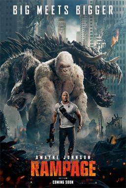 Rampage, le film de 2018