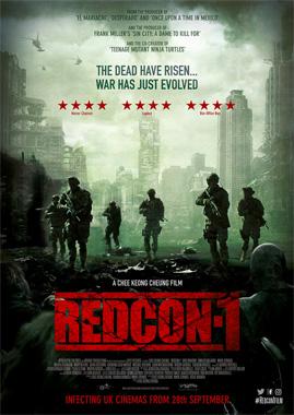 Redcon-1, le film de 2018
