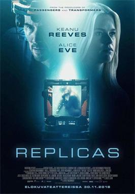 Replicas, le film de 2017