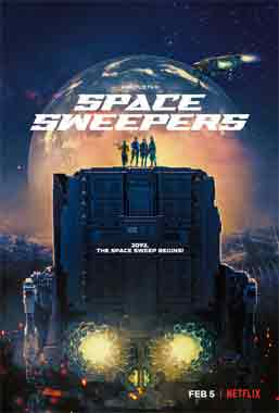 Space Sweepers, le film de 2021