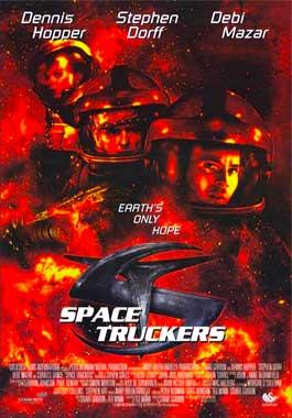 Space Trucker, le film de 1996