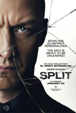 Split, le film de 2017