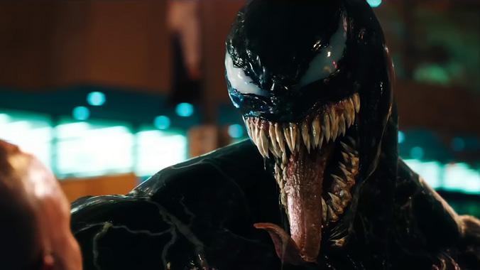 Venom, le film de 2018