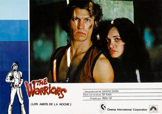 Les guerriers de la nuit, le film de 1979