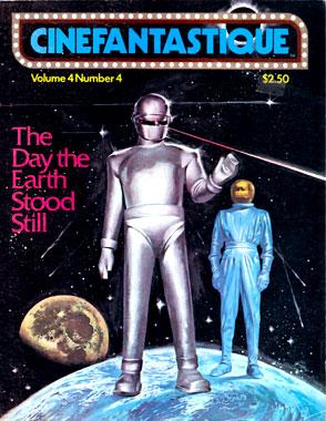 Cinefantastique volume 4 numéro 4, hiver 1976
