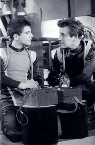 La Cité sous la mer, la série télévisée de 1962