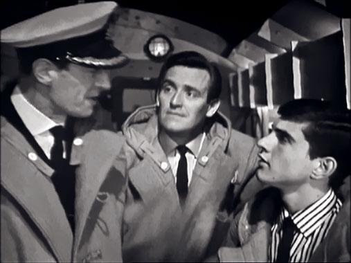 La Cité sous la mer S01E01: Les pirates (1962)