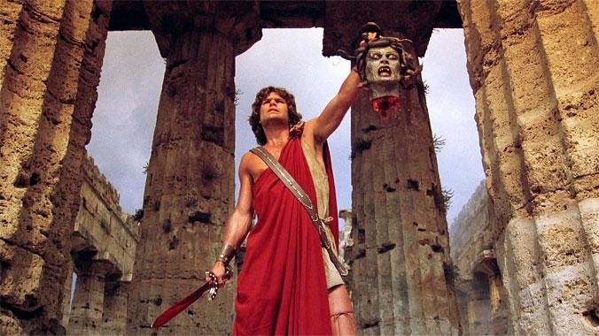 Le choc des titans, le film de 1981