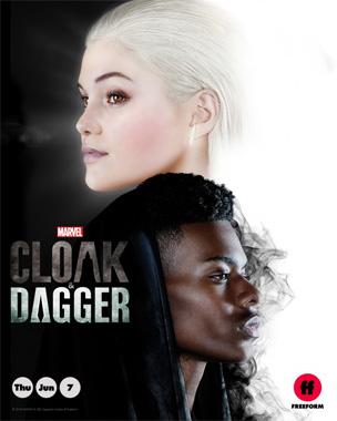 Cloak and Dagger, la série télévisée de 2018