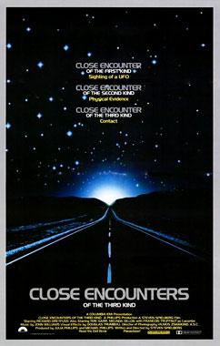 Rencontre du Troisième Type, le film de 1977
