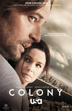Colony, la série télévisée de 2016