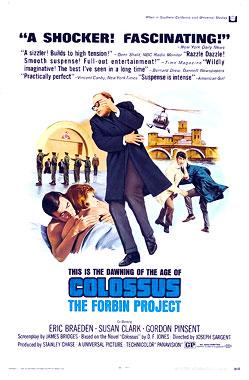 Le cerveau d'acier, le film de 1970