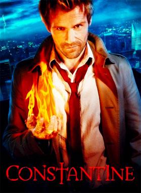 Constantine, la série de 2014 poster