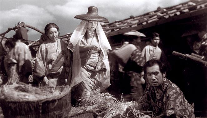 Les contes de la Lune vague après la pluie (1953) photo