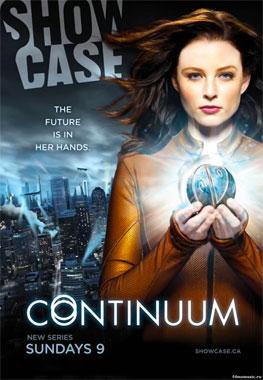 Continuum, la série télévisée de 2012