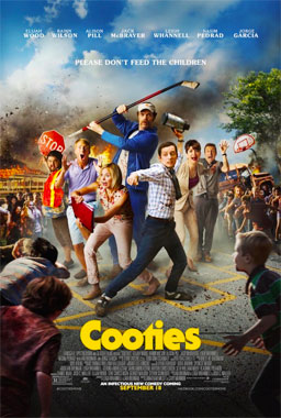 Cooties, le film de 2015