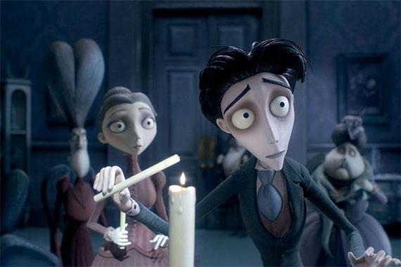 Les noces funèbres, le film animé de 2005