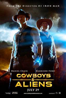 Cow-boys et envahisseurs, le film de 2011