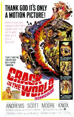 Quand la Terre s'entrouvrira, le film de 1965