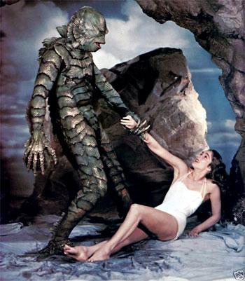 L'étrange créature du lac noir (1954) photo