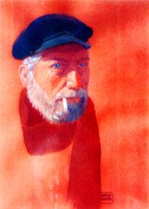 Peinture d'Angel Arias-Crespo