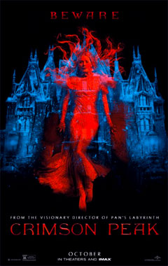 Crimson Peak, le film de 2015