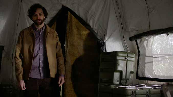 The Crossing S01E01: Chapitre premier (2018)