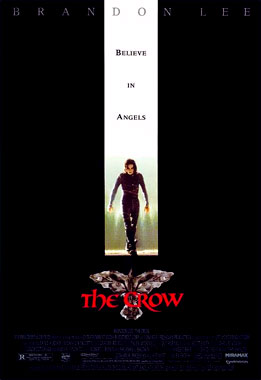 The Crow, le film de 1994