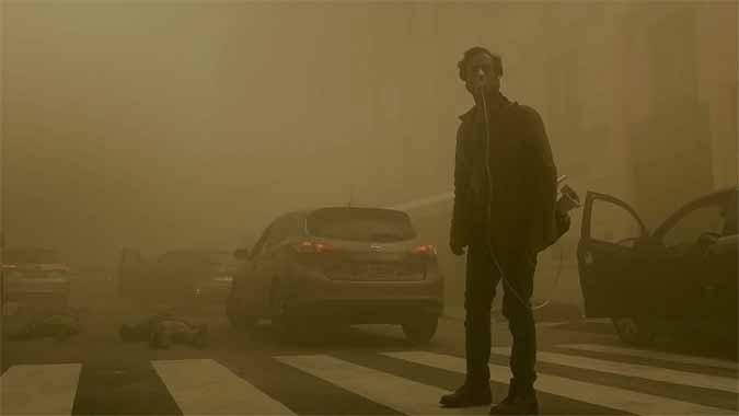 Dans la brume, le film de 2018