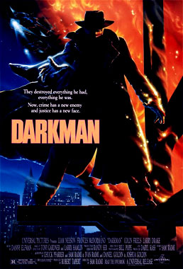 Darkman, le film de 1990