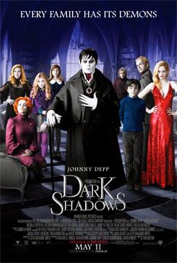 Dark Shadows, le film de 2012