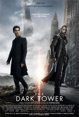 La Tour Sombre / The Dark Tower, le film de 2017