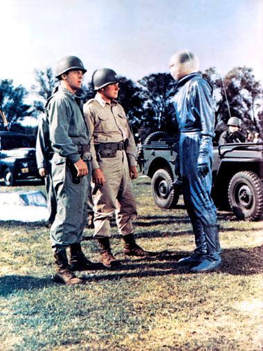 Le jour où la Terre s'arrêta, le film de 1951