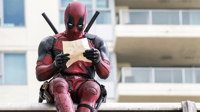 Deadpool, le film de 2016