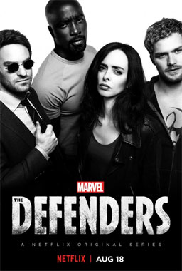 The Defenders, la série de 2017